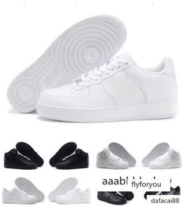 Men Casual airs Sneakers Women Sports one Outdoor Black White Fashion forced Shoes 1 EUR 40-45
