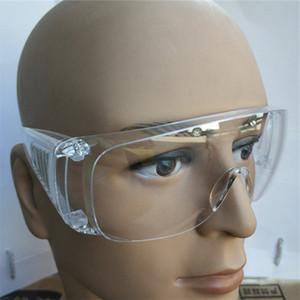Moda protettivi Occhiali anti-fog vento antipolvere Occhiali di protezione Eyewear libera trasparente Occhiali Outdoor Splash occhiali di sicurezza 2020