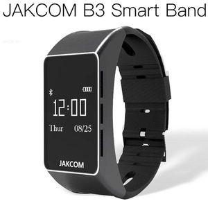 JAKCOM B3 inteligente reloj caliente de la venta de pulseras inteligentes como teléfonos celulares Qaud barco cometa