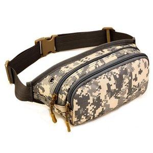 Дизайнер-Мужчины водонепроницаемого 1000D Nylon Sling Грудь Fanny Pack сумка талия Hip Bum пояс Messenger плеча мешок Кошелек
