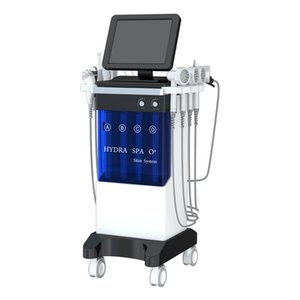 New Version !!! Multifunctional oxygen jet peel pdt machine for skin tightening DHL TNT Free Shipping