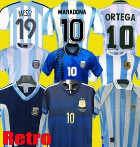 1978 1986 1996 1994 1998 2006 2014 Аргентина Месси Марадона Ретро Футбол Джерси Caniggia Batistuta Riquelme Ortega Home Away Футбольная рубашка