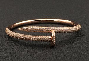 party European and American Fashion Large Classic Micro Inlaid Zirconia Zirconia Bracelet Ladies' Bracelet
