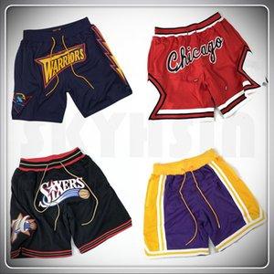 Mens Sports d'été Respirant 2019 en cours Sweatpant Gym formation Pantalons simple d'extérieur Shorts de basket-ball avec des poches