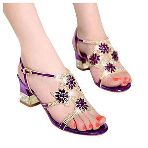 JAYCOSIN Salto Alto Plataforma Sandálias Sapatos Transparente calçados casuais Mulheres Verão Siketu Sandals sapatos Womens Bohemia Strap Buckle