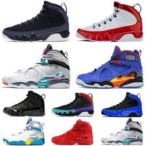 nike air jordan retro 9 9s Racer Blau Gym Rot Neuheit 2019 Herren Basketball Schuhe IX OG Space Jam Release Bred Anthrazit PE LA Designer Sneakers