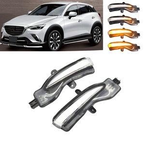 LED-Licht Dynamische Blinker Seitenspiegel Blinker Anzeige für Mazda CX3 CX3 2016-2019 CX-4 CX5 CX5 2016 2.016,5 Facelift