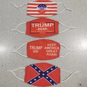 new Trump Face Mask Make America Great Again US President Election Masks Mississippi State Flag Mask Anti Dust Designer MasksT2I51249