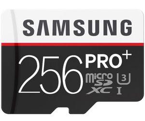 32GB / 64GB / 128GB / 256GB سامسونج PRO + بطاقة مايكرو التنمية المستدامة بطاقة CLASS10 / اللوحي TF C10 / كاميرا بطاقة ذاكرة / SDXC بطاقة 90MB / S