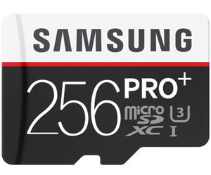 32GB / 64GB / 128GB / 256GB Samsung PRO + Micro SD-Karte Class10 / Tablet PC-TF-Karte C10 / Kamera-Speicherkarte / SDXC-Karte 90MB / S