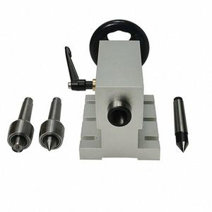 CNC de cabezal móvil para Rotary eje, un eje, cuarto eje, la máquina fresadora CNC grabador Fresadora 1fED #