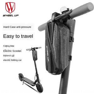 밸런스 자동차 헤드 전기 스쿠터 자전거 자전거 headbag 전기 접이식 핸들 가방 EVA 하드 케이스