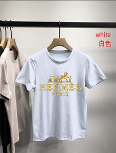 mens designer swim shorts T-shirts Mens Top Tee T-shirt Casual Women Tee Tshirt Letters Printing New Summer Hermès