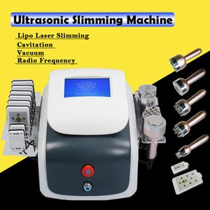 2020 new vacuum cavitation weight loss ultrasonic cavitation Vacuum RF cavitation machine lipo laser body slimming Beauty Equipment