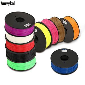 3D-Drucker Filament 1.75mm ABS 1KG 3D Printing Glühfaden ABS 3d Stift Kunststoff-Materialien RepRap ABDOS Sublimation Rohlinge