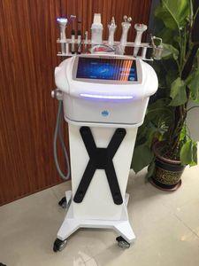 Многофункциональный EMS Microcurrent Ультразвук Face Lift Bio Ion Гальваническая Face Lifting Глубокое лица чистки Высокое качество интегрированного управления