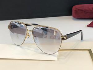 0592 النظارات الشمسية للنساء أزياء شعبية الصيف الاسلوب مع الأحجار أعلى جودة UV عدسة حماية تعال مع حالة 0765S