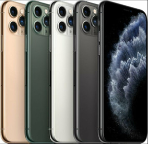 Reformiert ursprüngliches entriegeltes iPhone X in iPhone 11 pro Art Without Face ID / Mit Face ID RAM 3GB ROM 64GB / 256GB