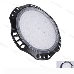 High Bay Lights 100W 150W 200W Multilateral Aluminium IP65 SMD3030 Waterproof 90° Cover For Industrial Warehouse Exhibition Workshop DHL