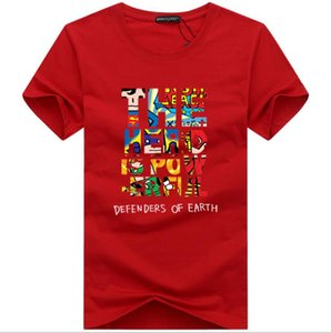 New designer Clothing round neck T-shirt Street wear Sweatshirt Men women Clothes Big size Cotton Hip Hop Casual Tee T-shirt S-5XL