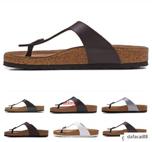 Mayari Arizona flip flops summer Men Women flats sandals Cork slippers mixed Beach sandals fur slides 34-46