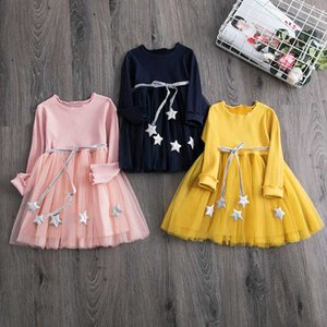 Baby Kids Dresses Girls Dress Sleeveless Clothing Children Princess Party Dress Lace Tutu Toddler Girl Summer Clothes 3 8 Years