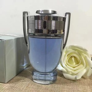 erkekler 100ml için eau de toilette Parfüm namağlup hırs / cesur erkek gümüş kupa parfum kupa parfüm Sprey