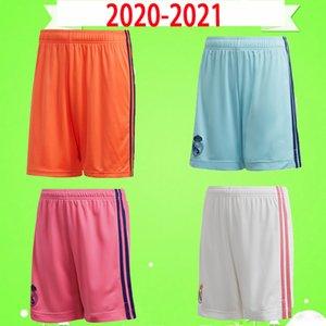 Реал футбол шорты 2020 2021 Adult мужские 20 21 дом вдали третьего вратаря футбол штаны ОПАСНОСТИ Бензема BALE RAMOS ZIDANE АРЕОЛА