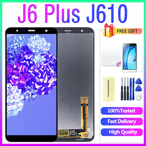6.0 inch LCD For Samsung Galaxy J6 Plus J610 J610F J610FN Display LCD Screen replacement for Samsung J6 Plus display screen