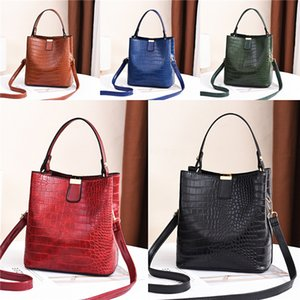 Elegant2020 Color Hit Buckle Mini- Chain Square Woman Package Single Shoulder Satchel Small Bag#991