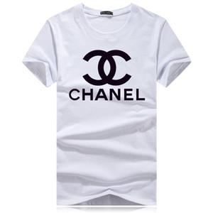 Camisetas designers de moda para mulheres mangas curtas Mans algodão Poloshirts Homens Casual tshirts respirável Womans roupas para S-5XL