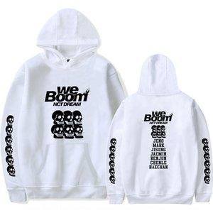 NCT SUEÑO suéter álbum nuevo disco que Boom misma styletrend ocio diario suéter encapuchado