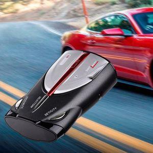 12V 16 Band Cobra Xrs 9880 Car Detector Led Display Speedometer Voice Alert 5 jZny#