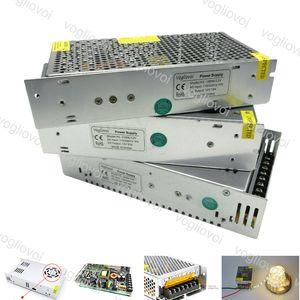 Accessoires d'aluminium de l'aluminium DC12V 24V 120W 360W 500W 110W 360W 500W 110-240V pour les lampes LED DHL