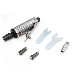 """1/4"""" Pneumatic Die Grinder Air Die Grinder Grinding Mill Incisione utensili macchina di polacco Set per Utensili Pneumatici"""
