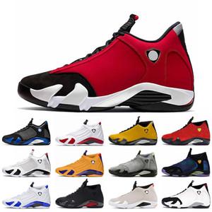 nike air retro jordan 14 En Moda Deri 14s Spor Kırmızı Erkek Basketbol Ayakkabı SE Siyah Kırmızı DOERNBECHER Şeker Kamışı Grafit Hiper Kraliyet Eğitmenler Jumpman Sneakers