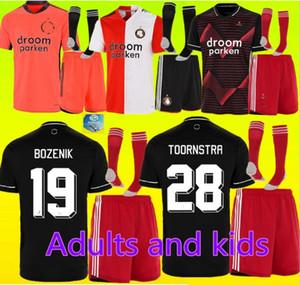Adultos y niños 20 21 camiseta de fútbol Feyenoord KOKCU camiseta de fútbol Camiseta de futbol Berghuis JORGENSEN camiseta de fútbol 2020 2021 SENESI