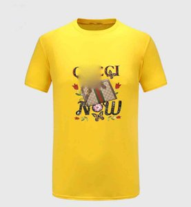 new Luxury Mens Designer T Shirts Summer T Shirt Crane Printing Designer T Shirt Hip Hop Fashion Men Women Short Sleeve Tees Size S-XXL