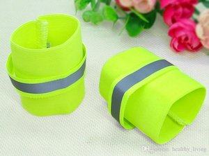 HOT 2pcs Reflective Wrist Band For Dog Pets Safety Leg Wraps Glow In The Dark Dogs Walking Legs Bands High Visibility Pet Supplies 08