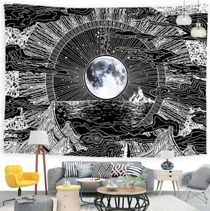 The latest 3 sizes and 5 patterns can be selected, plus a velvet cover blanket, tapestry wall hanging blanket free shipping