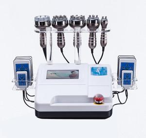 실용 장비를위한 새로운 모델 40K 공동 현상 기계 RF 진공 BIO 지방 흡입 수술 lipolaser 초음파 캐비테이션 슬리밍