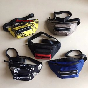 2020 brand fashion luxury designer bags New 4G LARGE BUM BAG IN NYLON men pockets handbags wallet women Crossbody bag luxury Waist Bags