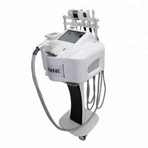 Factory vacuum roller massage velashape v9 portable rf cavitation slimming machine vela shape Body massage loss weight machine Free shipping