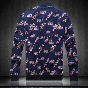 2020 designer jacket Luxury men jacket High Fashion Hoodies Zipper Letter Print Hooded Jacket Windbreaker Men's Wear Women's High