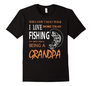 Fishinger Buddy Shirt - Fishinger дедушка тенниска O-шея вскользь высокое качество печати футболки