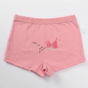 Girlsunderwear Boxer de algodón girlsbaby seguridad girlsboxer Seguridad ku ku nei Tong Tong nei ku calzoncillos de la ropa interior de los niños