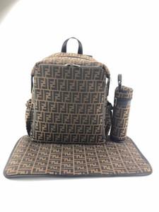 Qualitäts-Baby-Windel-Windel-Beutel-Rucksack-Pflegetasche Mode Umstands Reißverschluss Handtasche Mutter Mama Umhängetasche Tops