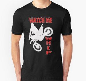 Men tshirt Bike Watch Me Whip T Shirt women T-Shirt tees top