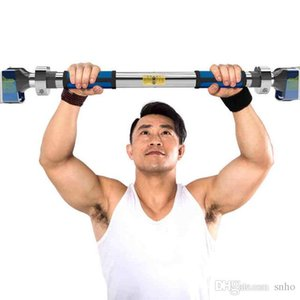 72-90cm pull up bar for Gym taining fitness supplies equipment horizontal bar