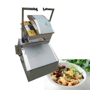 Faca totalmente automático elétrica raspada macarrão máquina pequeno Household Pasta máquina de macarrão Commercial Maker para venda